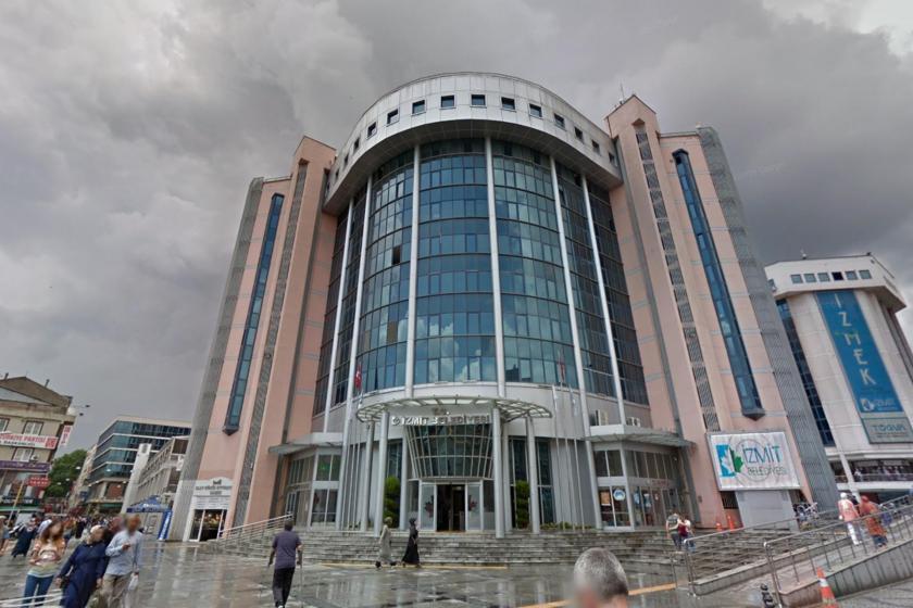 İzmir Belediye Başkanlığı binası
