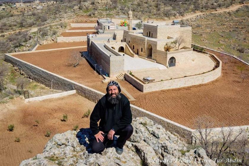 Mor Yakup Kilisesi Süryani Rahibi Sefer (Aho) Bileçen