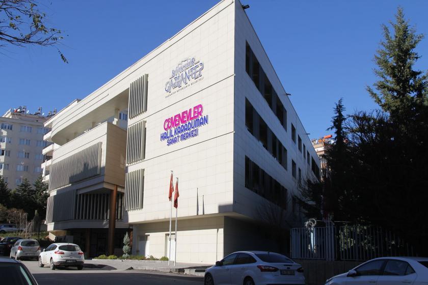 Sanat ve Mesleki Eğitim Kursları (GASMEK) binası