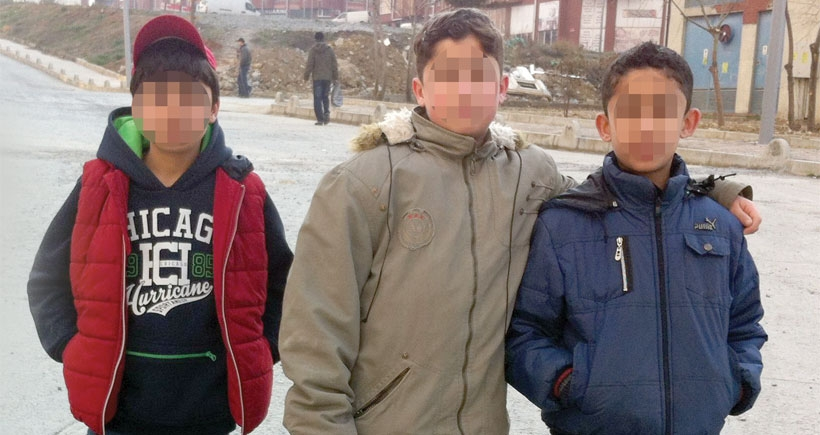 Vali gözetiminde çocuk işçilik