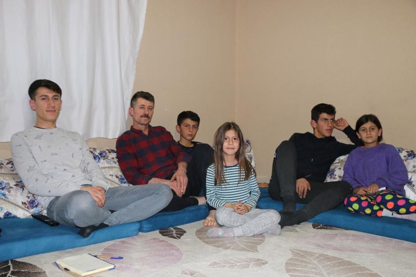Sadık Duman ve 5 çocuğu