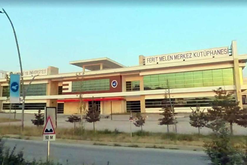 Van Yüzüncü Yıl Üniversitesi Ferit Melen Kütüphanesi