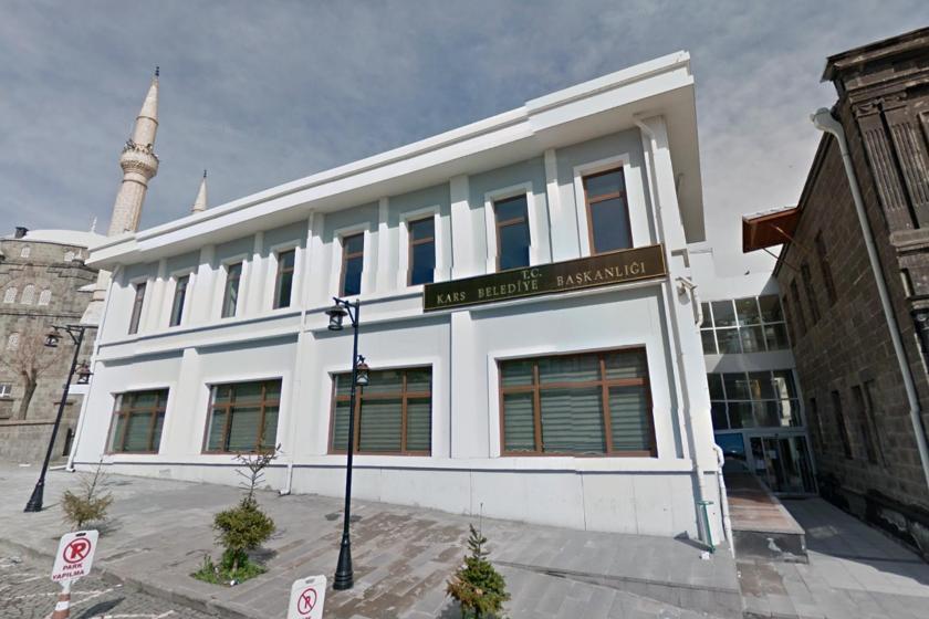 Kars Belediye binası