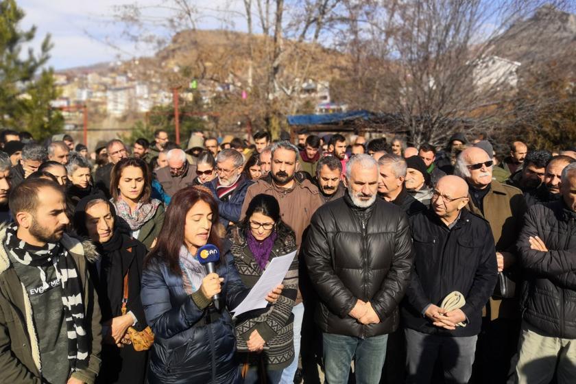 Dersim'deki Gülistan Doku eylemi