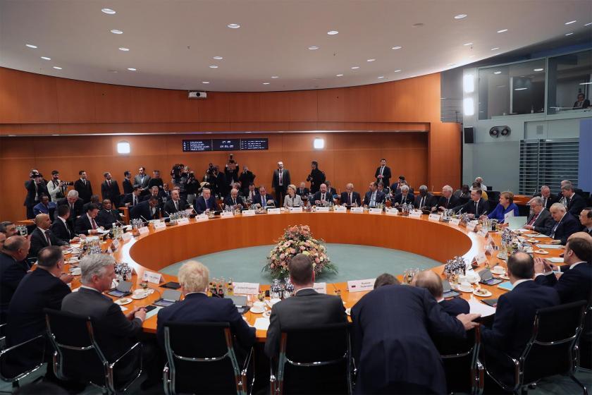 Libya Konferansı