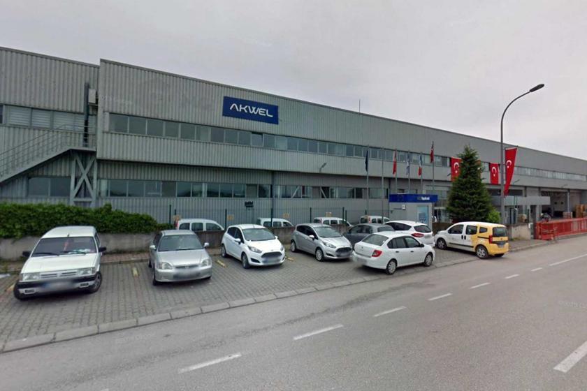 Akwel fabrikası
