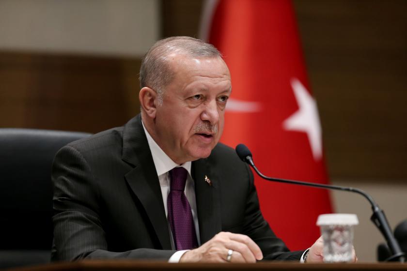 Cumhurbaşkanı Tayyip Erdoğan