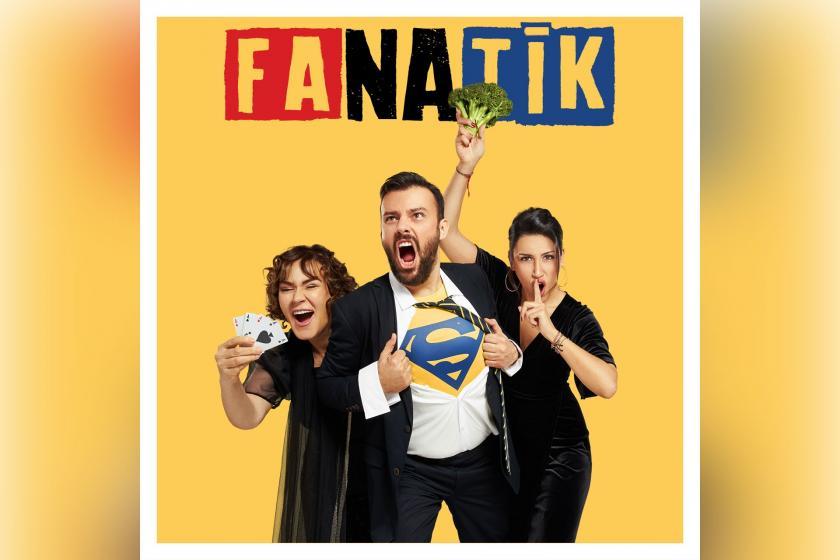 Fanatik adlı oyunun afişi