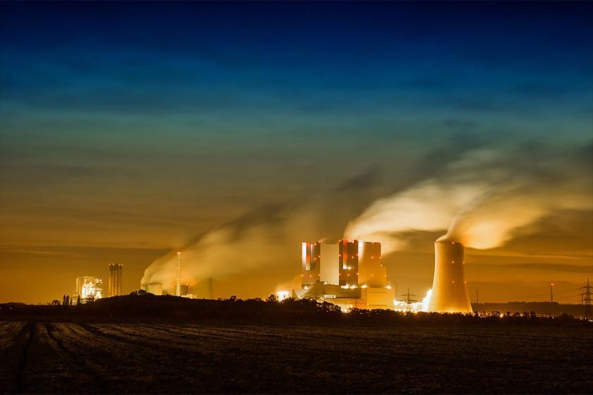 RWE kömür santrali