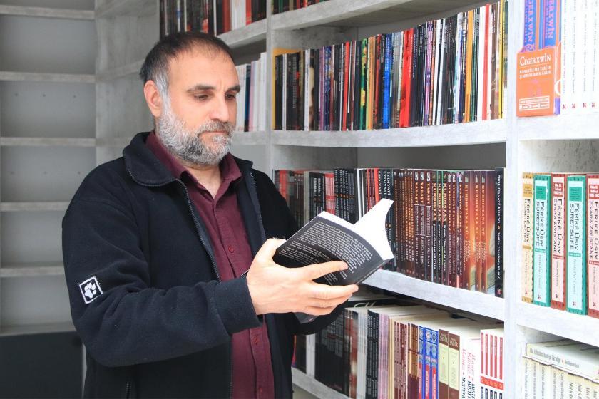 Diyarbakır'da edebiyat merkezli bir okuma mekanı olarak tasarlanan Wêjegeh Amed açılıyor