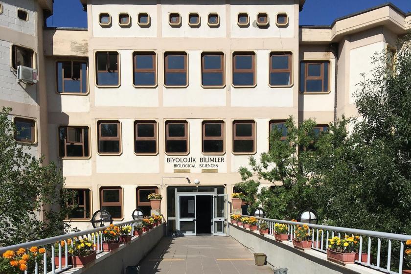 ODTÜ Biyolojik Bilimler Fakültesi binası