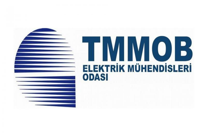 TMMOB Elektrik Mühendisleri Odası logosu.