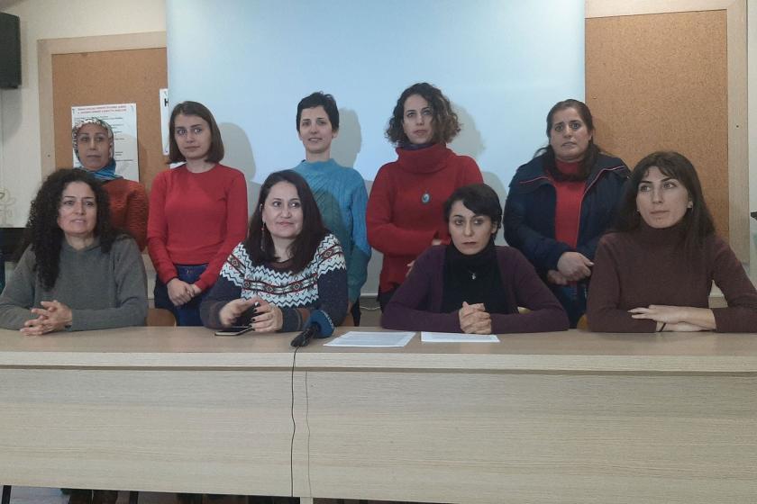 8 Mart Kadın Platformu üyeleri