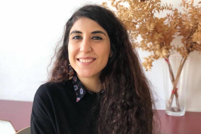 Gazeteci Necla Demir.