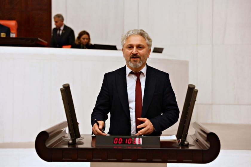 HDP İzmir milletvekili Murat Çepni TBMM'de soru önergesi verdi.
