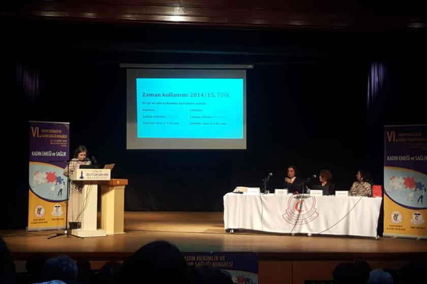 VI. Kadın Hekimlik ve Kadın Sağlığı Kongresi başladı