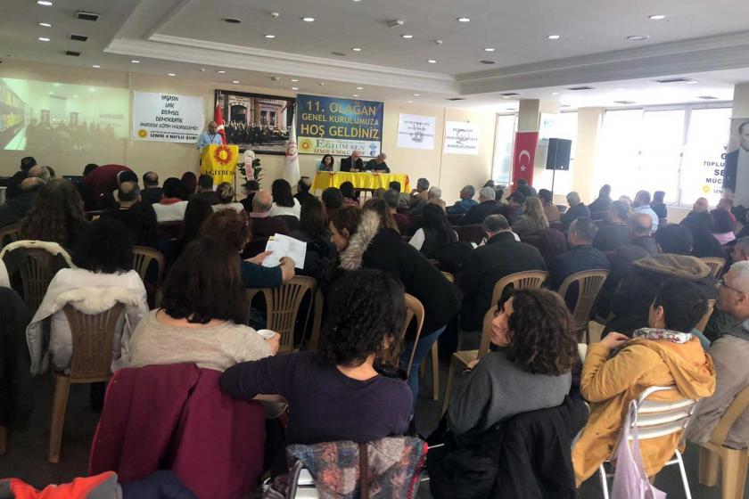 Eğitim Sen İzmir 4 No'lu Şube 11. Olağan Genel Kurulu