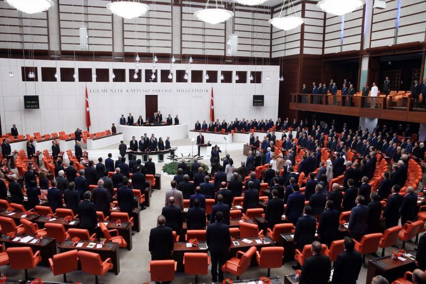 Mecliste milletvekilleri