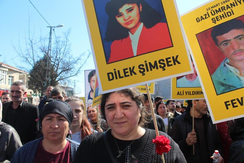 Gazi Katliamı'nda yaşamını yitirenler 25. yılında unutulmadı: Adalet istiyoruz