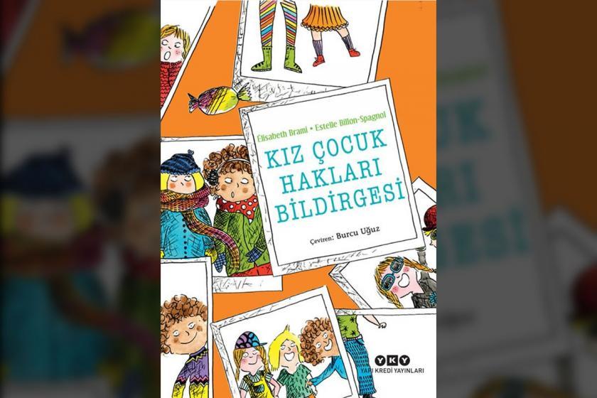Kız Çocuk Hakları Bildirgesi kitabı kapağı