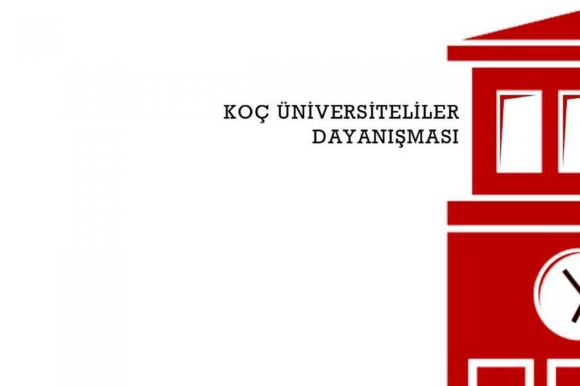 Koç Üniversiteliler Dayanışması logosu.