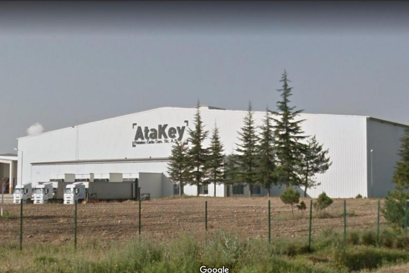 Atakey fabrikası