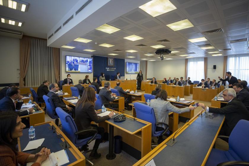 Komisyon toplantısı