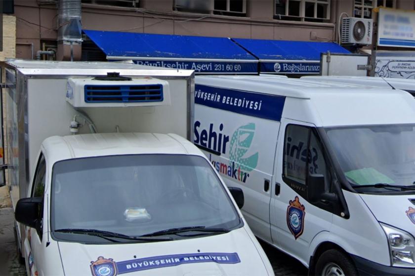 Eskişehir Büyükşehir Belediyesi Aşevi ve araçları