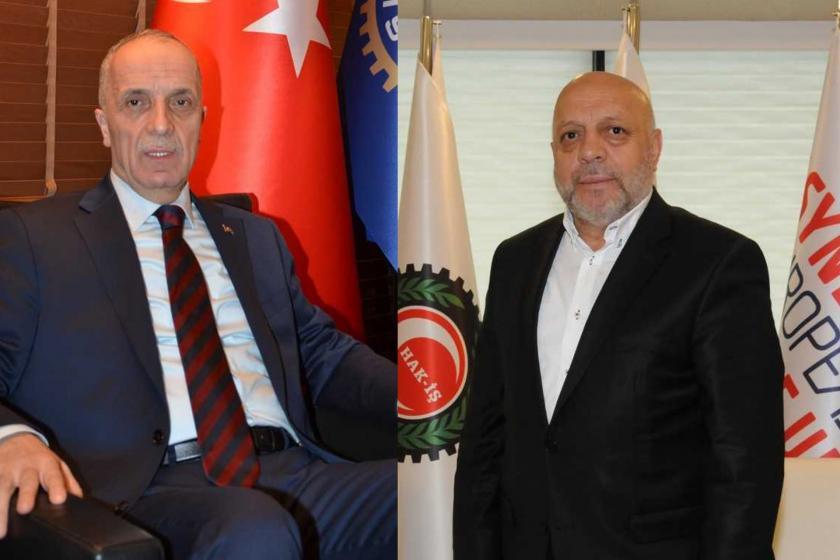 Ergün Atalay ve Mahmut Arslan