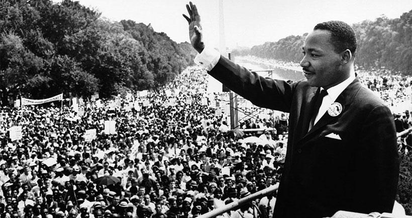 Bir hayalin izinde: Martin Luther King