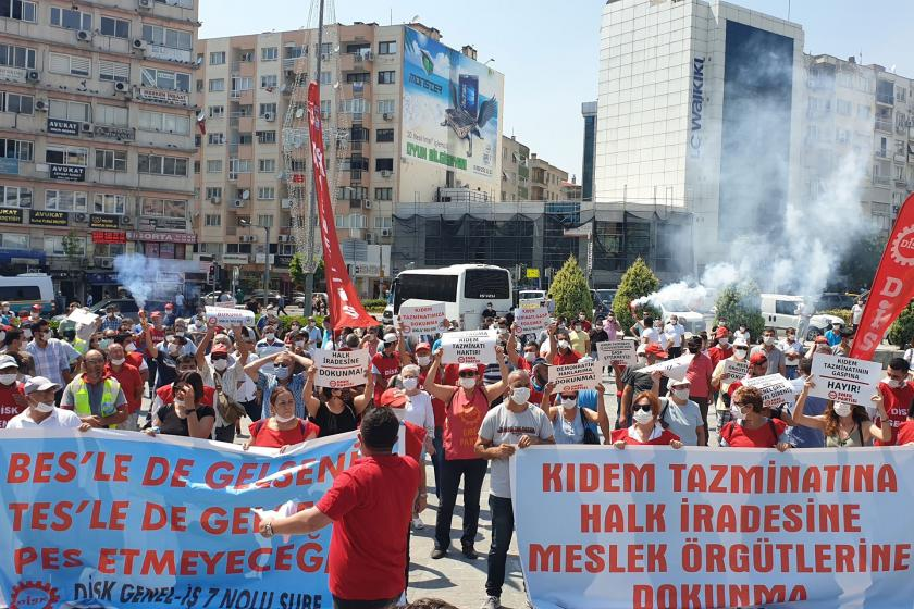 Severance pay of workers in Turkey is in danger