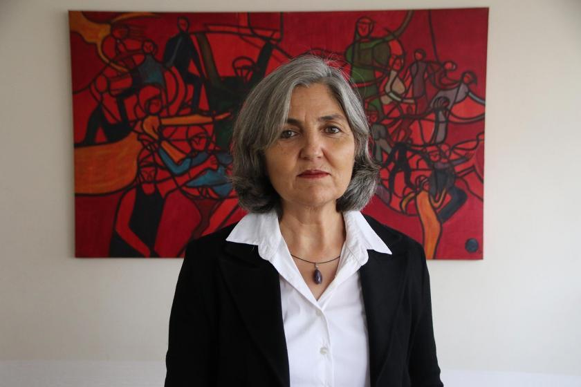 Emek Partisi Genel Başkanı Selma Gürkan