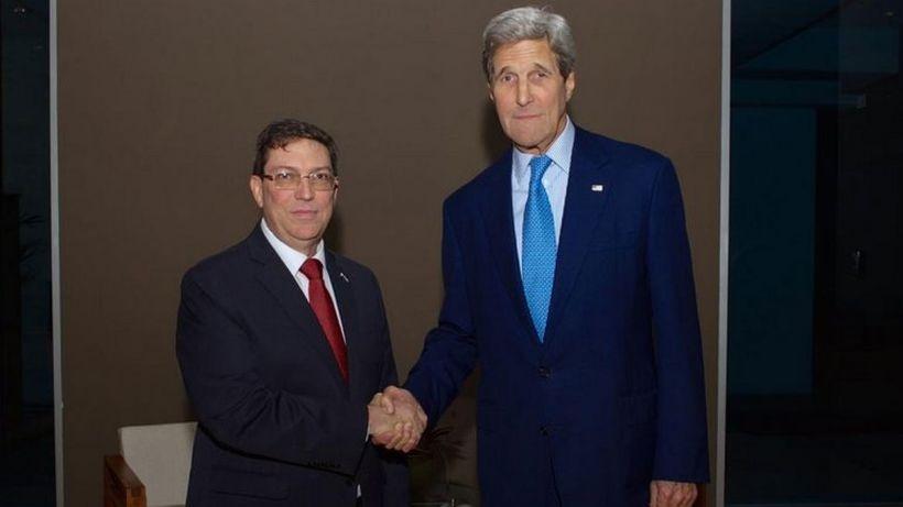 ABD ile Küba 56 yıl sonra buluştu