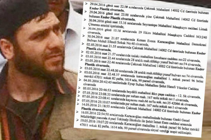ISIS commander in Antep, Turkey, was being watched closely while he organised the massacres