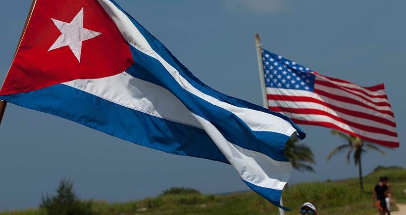 ABD Küba'yı 'teröre destek veren ülkeler' listesinden çıkarıyor