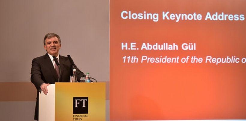 Abdullah Gül: Muhalefetin Meclis'te daha güçlü olacağını tahmin ediyorum