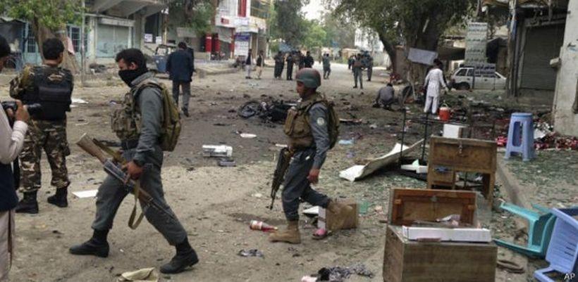 Afganistan'da intihar saldırısı: En az 33 ölü