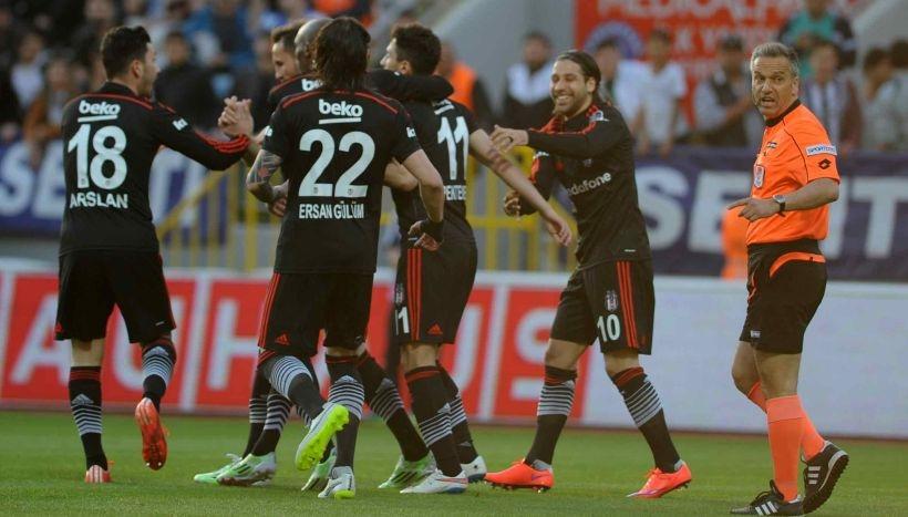 Beşiktaş, Kasımpaşa'yı beşledi