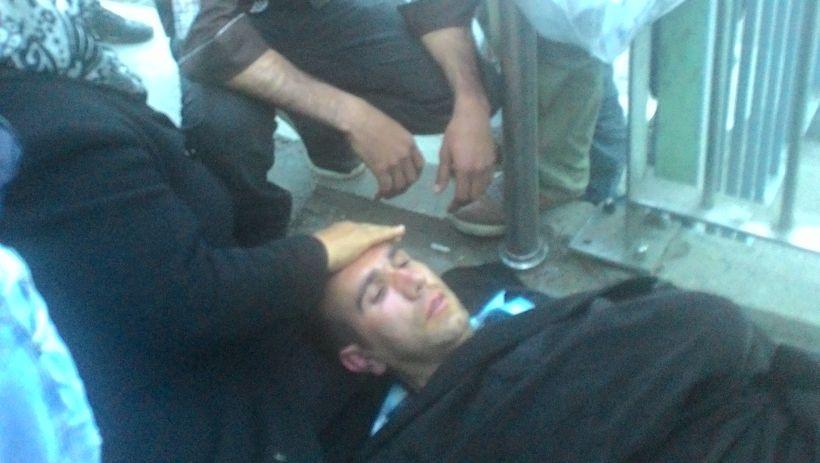 Edirnekapı'da zabıta terörü