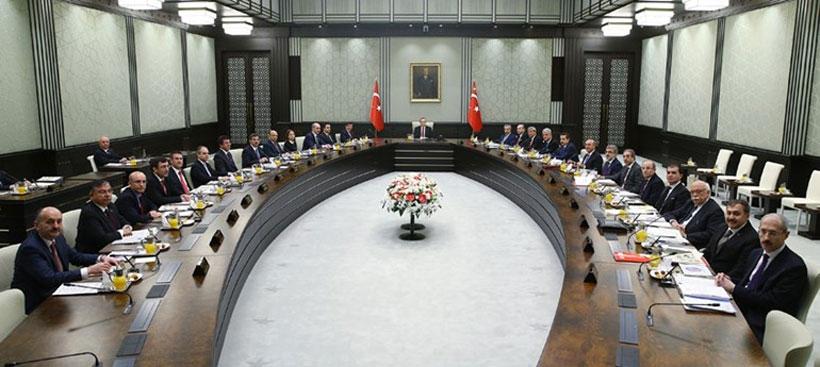 Erdoğan hükümeti topladı, gündemde seçimler var