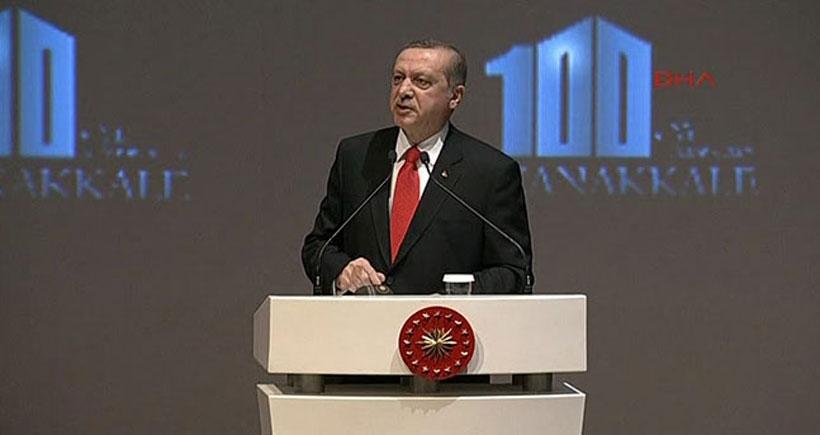 Erdoğan: Askeri arşivlerimizi de açmaya hazırız