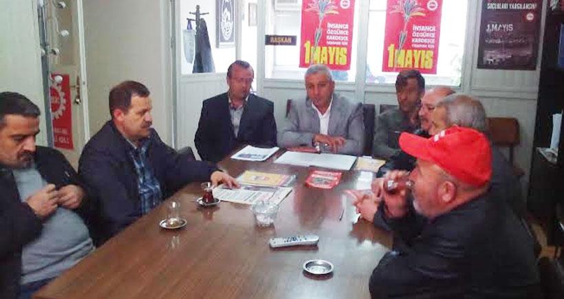 Danone işçisi rüşveti kabul etmedi