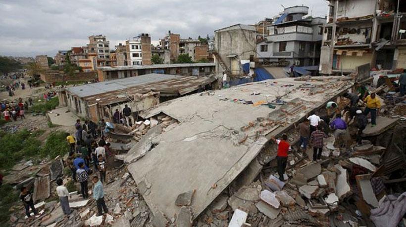 Nepal depreminde ölü sayısı 2 bine yaklaştı