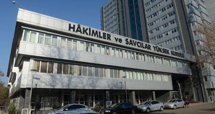 HSYK, 'tahliye' diyen hakimleri görevden aldı