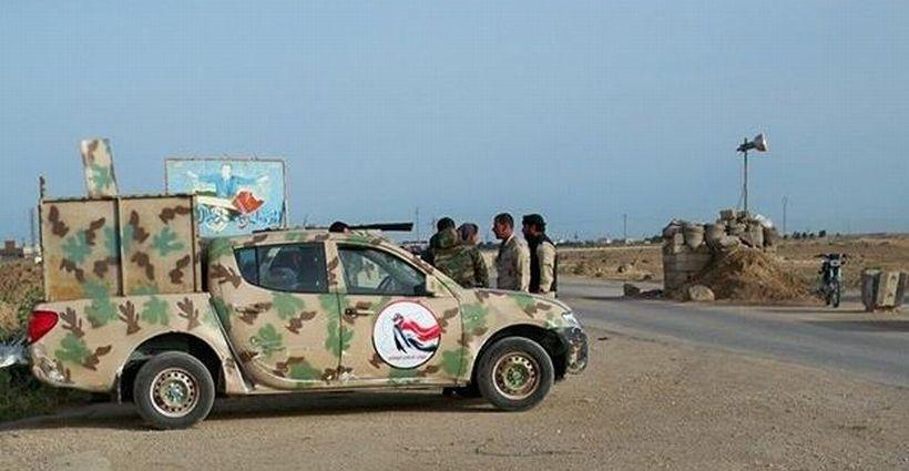 IŞİD'in Haseke saldırısı püskürtüldü