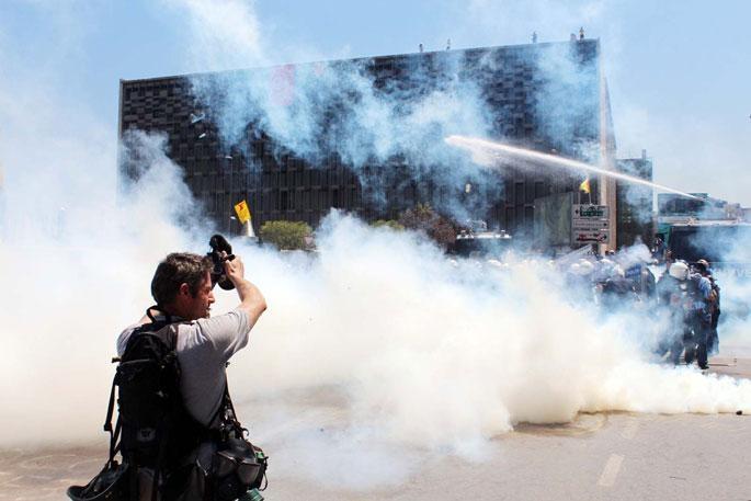 1 Mayıs'ta biber gazı uyarısı