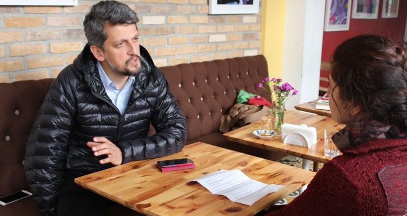 HDP adayı Garo Paylan: Benim belgem babaannemdi