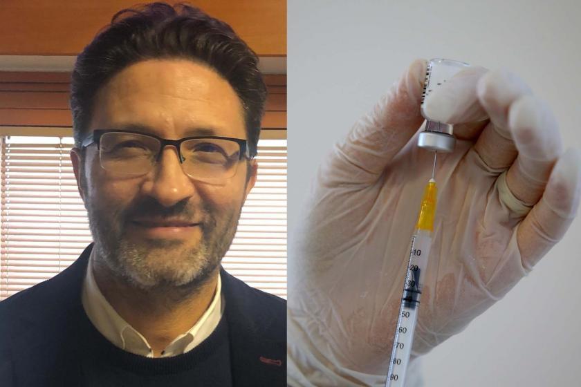 Murat Civaner ve BioNTech aşısı