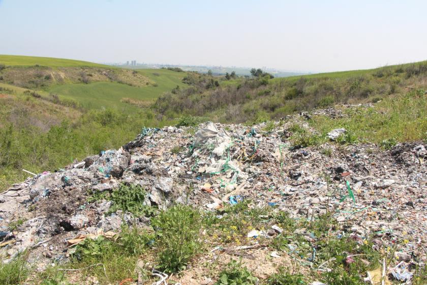 Adana plastik çöp atıklar