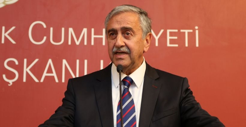 Akıncı'nın ilk ziyareti Türkiye'ye